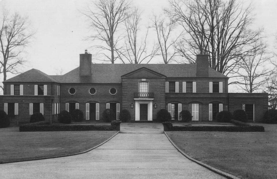 Eugenia Williams House Historic Preservation